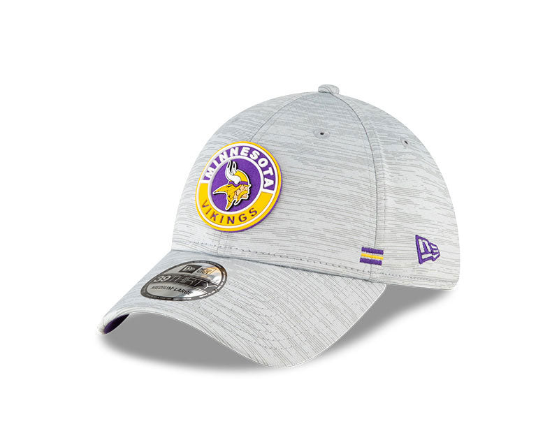 Minnesota Vikings New Era 39Thirty 2020 NFL Sideline Cap