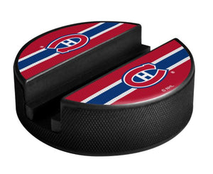 Montreal Canadiens Media Device Holder