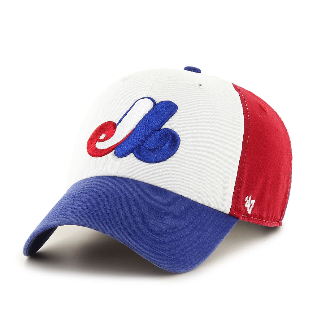 Montreal Expos Cooperstown '47 Clean Up Cap