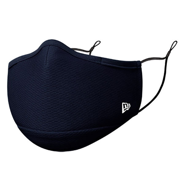 New Era Branded Navy Face Cover/Mask