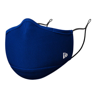 New Era Branded Royal Face Cover/Mask