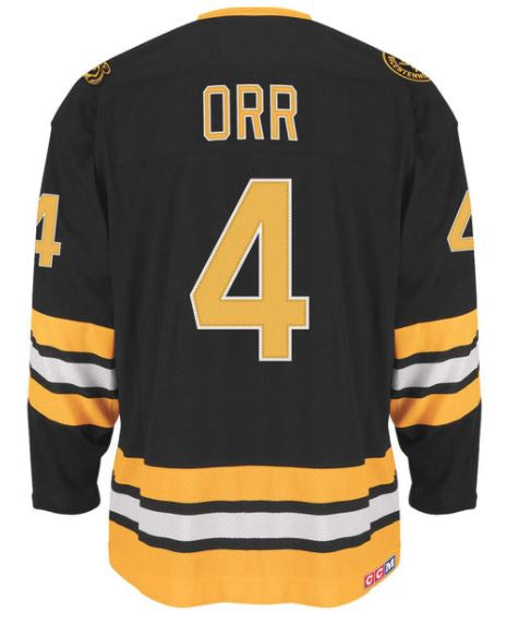 0a9eb19e8 Bobby Orr Boston Bruins Authentic CCM Jersey – Pro Am Sports