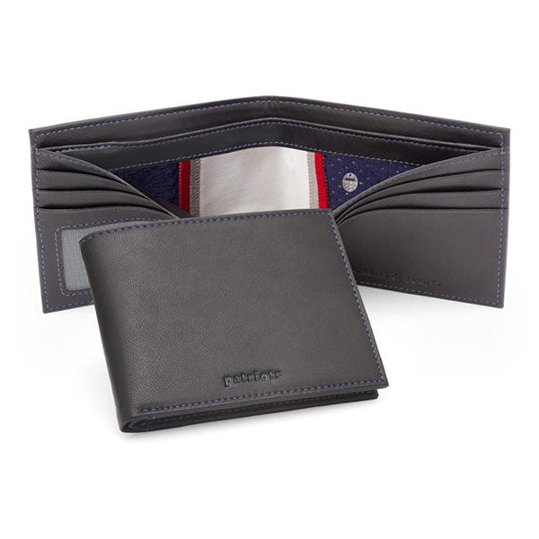 New England Patriots Game Used Uniform Wallet