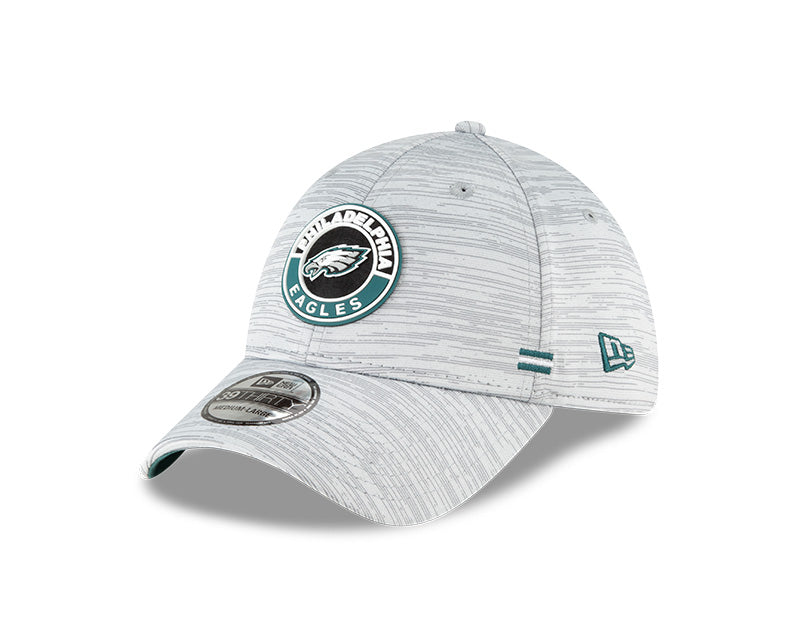 Philadelphia Eagles New Era 39Thirty 2020 NFL Sideline Cap