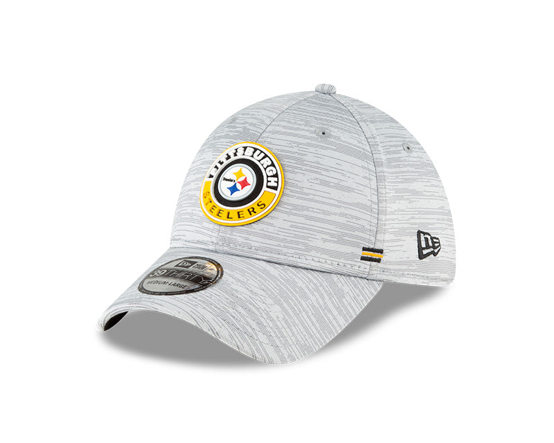Pittsburgh Steelers New Era 39Thirty 2020 NFL Sideline Cap