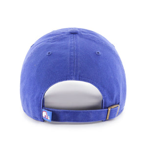 Quebec Nordiques '47 Clean Up Cap