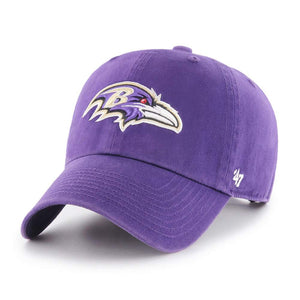 Baltimore Ravens '47 Clean Up Cap