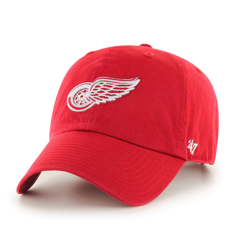 Detroit Red Wings '47 Clean Up Cap