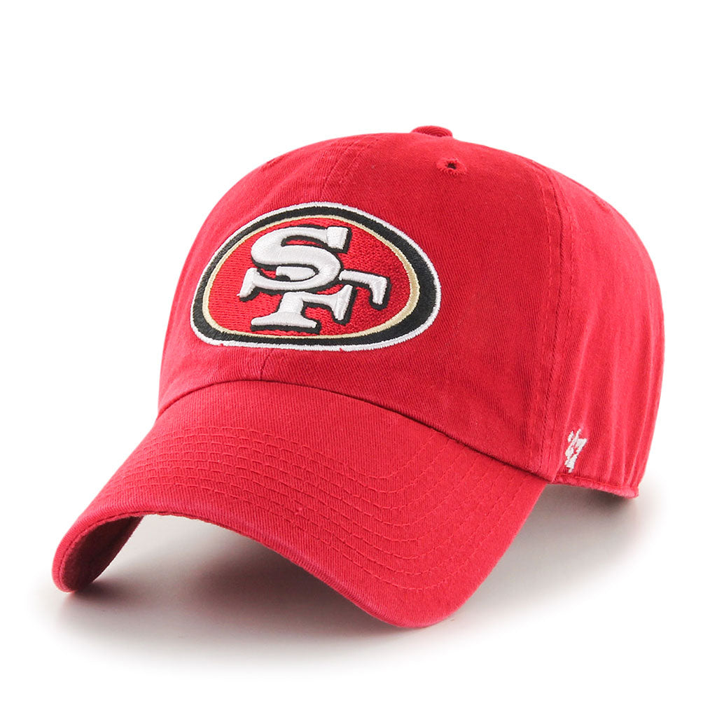San Francisco 49ers '47 Clean Up Cap