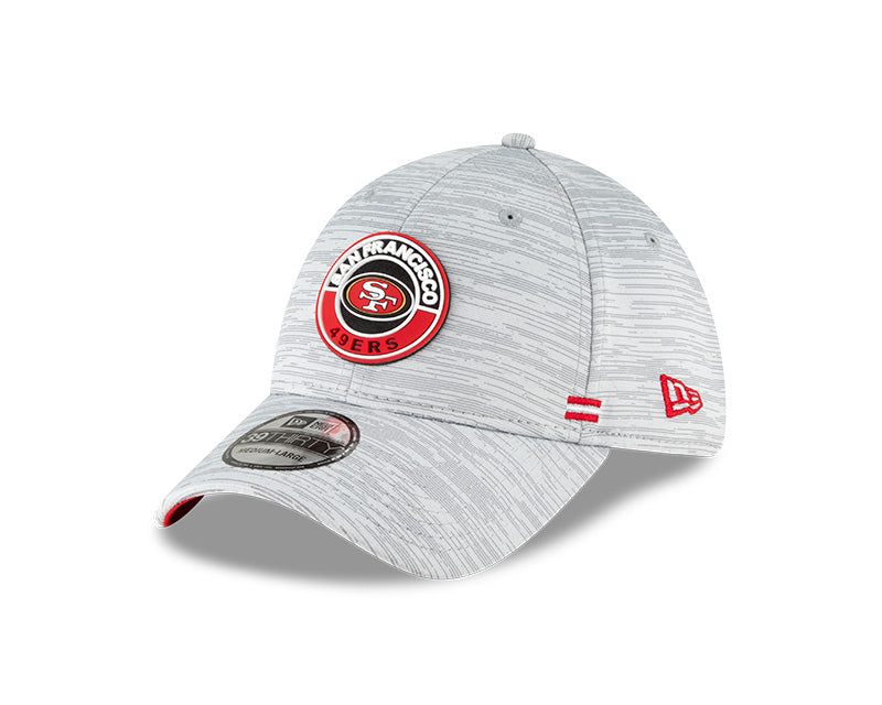 San Francisco 49ers New Era 39Thirty 2020 NFL Sideline Cap