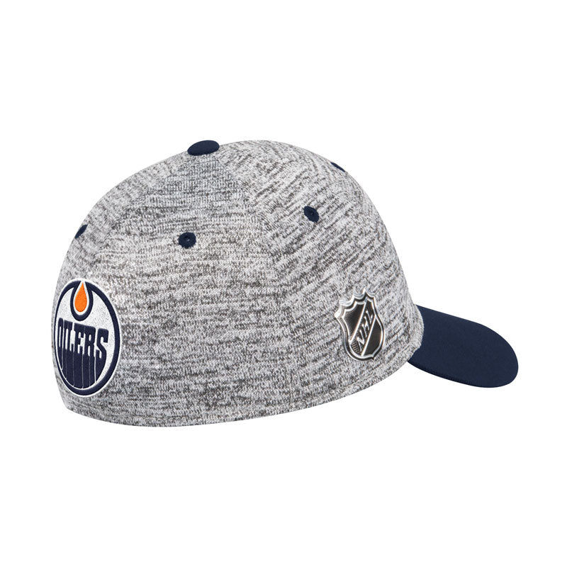 Edmonton Oilers adidas Second Season Flex Cap