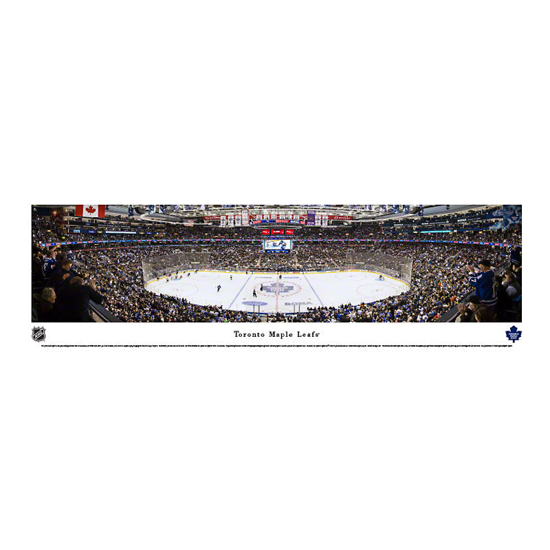 Toronto Maple Leafs - Air Canada Centre Panoramic Print