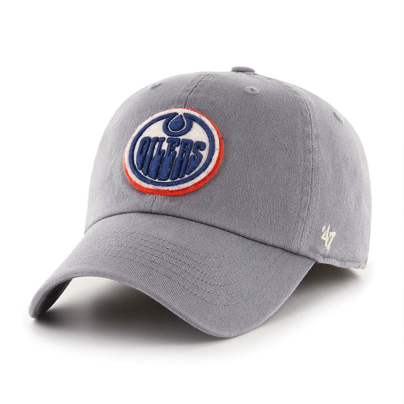 Edmonton Oilers '47 Closer Cap