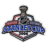 2006 Stanley Cup Finals Jersey Patch