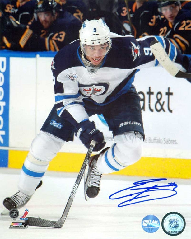 the latest 3cb0d 1c1d3 Evander Kane Winnipeg Jets Autographed 8x10 Photo