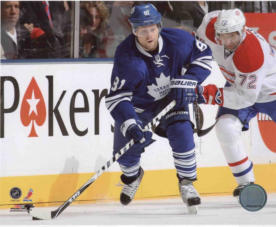 pretty nice 9f4fb 84627 Phil Kessel Toronto Maple Leafs 8x10 Photograph