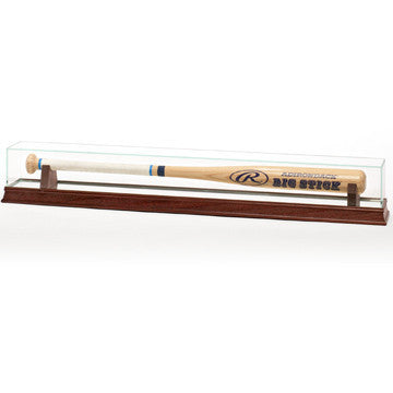Glass Baseball Bat Display Case