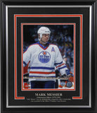 Mark Messier Edmonton Oilers Autographed 8x10 Photo