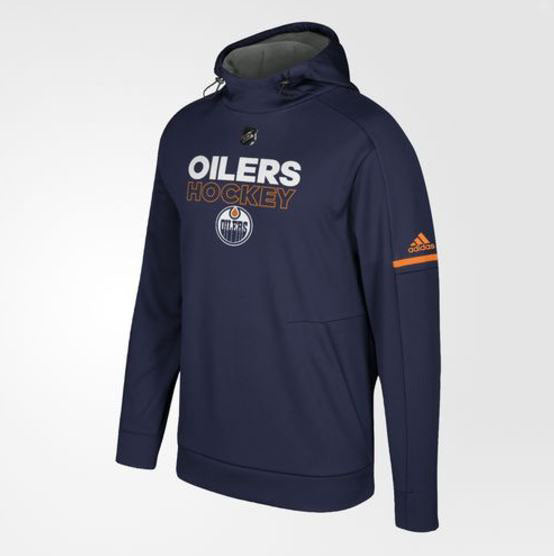 Edmonton Oilers Authentic NHL Pro Player Hoodie