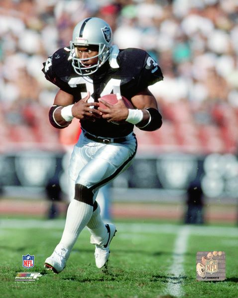Bo Jackson Los Angeles Raiders 8x10 Photograph