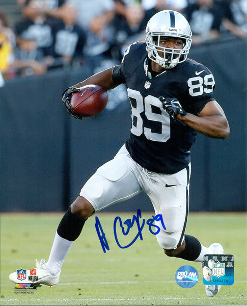 Amari Cooper Oakland Raiders Autographed 8x10 Photo