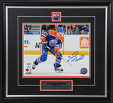 Ryan Nugent-Hopkins Edmonton Oilers Autographed 8x10 Photo