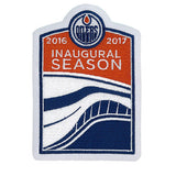 Edmonton Oilers Rogers Place 2016-17 Jersey Patch