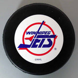 Winnipeg Jets Vintage Unsigned Puck