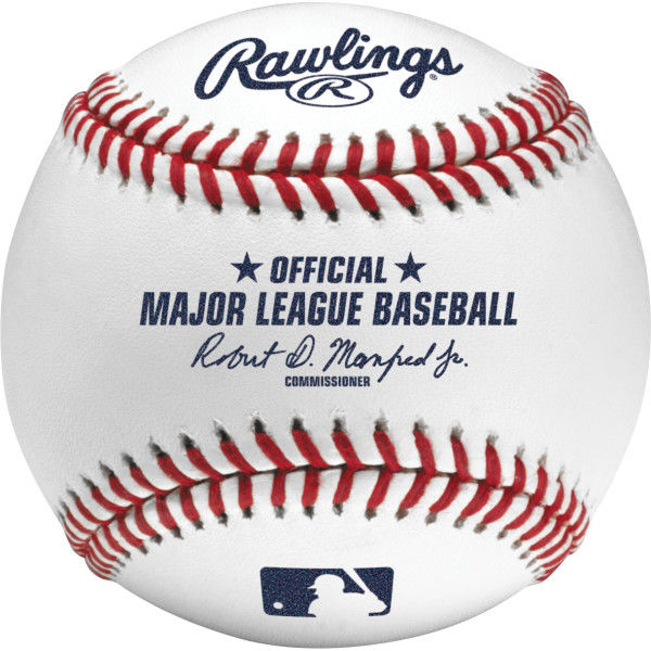 Rawlings Official MLB Baseball Manfred Commissioner