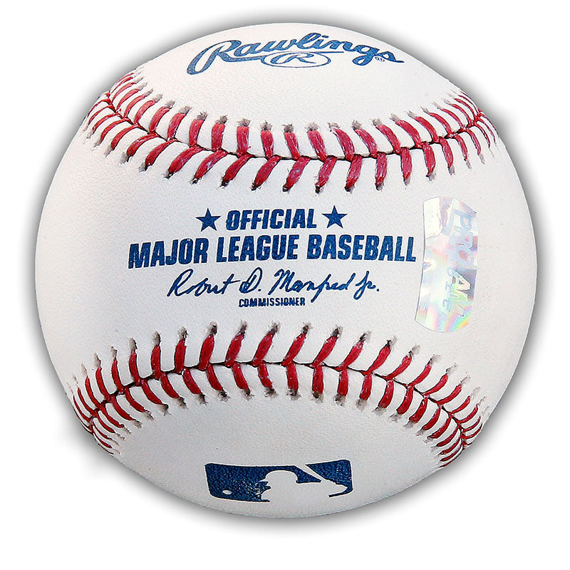 James Paxton Signed Rawlings Official Major League Baseball