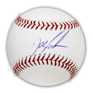"Dwight ""Doc"" Gooden Signed Rawlings Official Major League Baseball"
