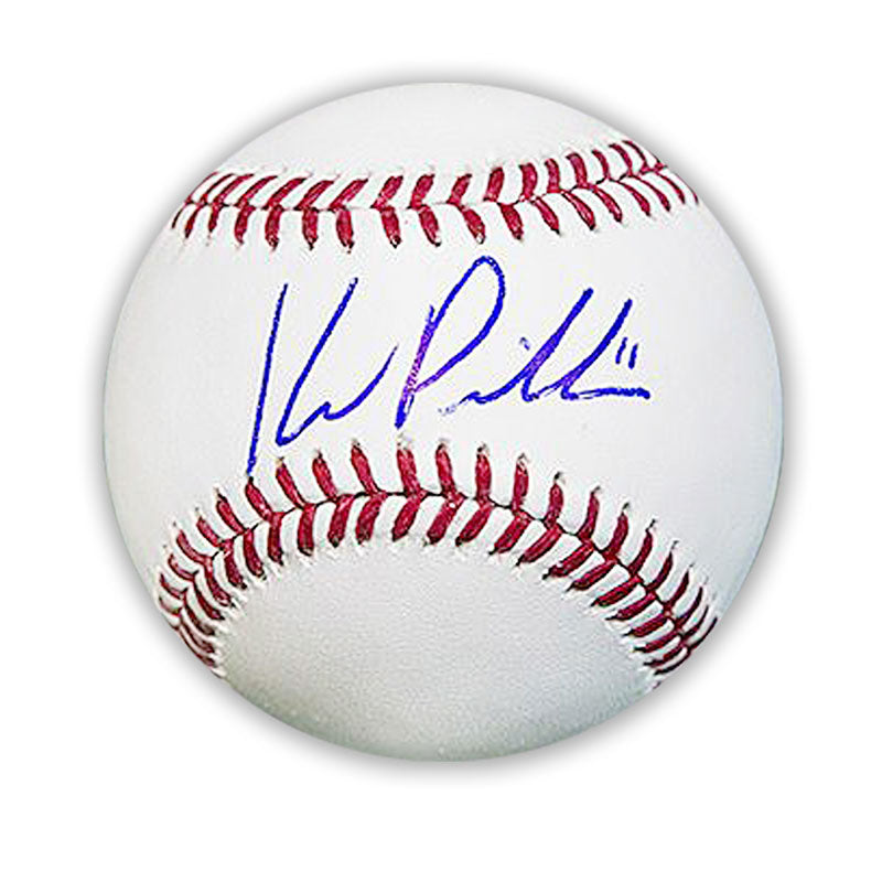 Kevin Pillar Autographed Official MLB Baseball