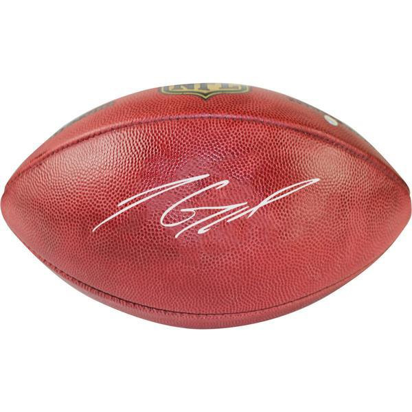 216677dbefb ... Jimmy Garoppolo San Francisco 49ers Signed Official NFL Football ...