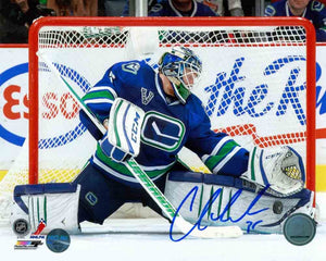 Cory Schneider Vancouver Canucks Autographed 8x10 Photo