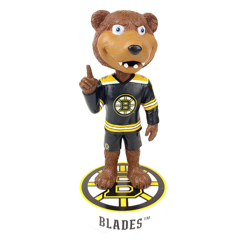 Boston Bruins Mascot Logo Base Bobblehead