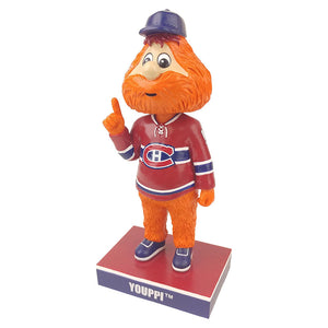 Montreal Canadiens Mascot Bobblehead