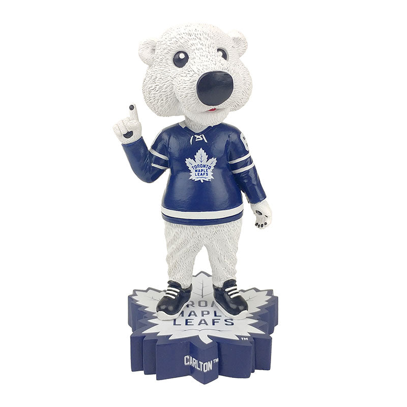 Toronto Maple Leafs Mascot Logo Base Bobblehead