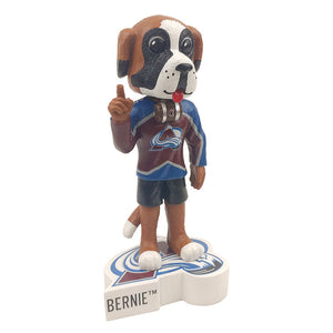 Colorado Avalanche Mascot Logo Base Bobblehead