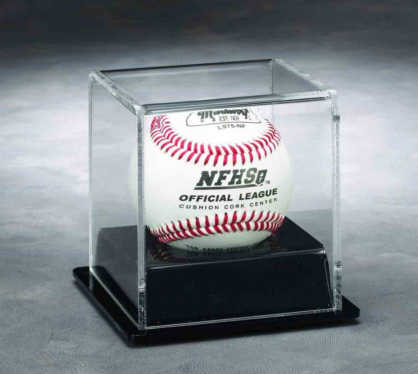 Single Puck / Baseball Acrylic Display Case