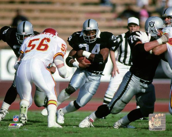 Bo Jackson Los Angeles Raiders 16x20 Photograph