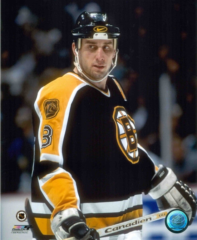 Cam Neely Boston Bruins - Intense Stare - 8x10 Photo