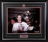 Mark Messier Edmonton Oilers Autographed 16x20 Photo