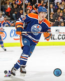 Ryan Nugent-Hopkins Edmonton Oilers Unsigned Crossover 16x20 Photo