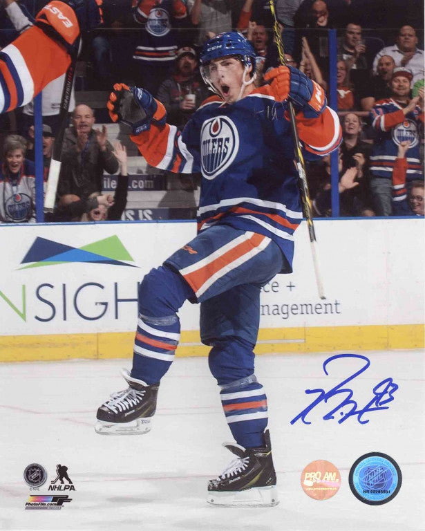 Ryan Nugent-Hopkins Edmonton Oilers Autographed 11x14 Photo