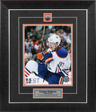 Connor McDavid Edmonton Oilers Framed 8x10 Photo