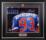 Ryan Nugent-Hopkins Edmonton Oilers - Banners - Signed 16x20 Photo