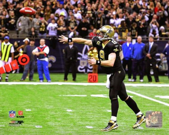 Drew Brees New Orleans Saints 16x20 Photograph