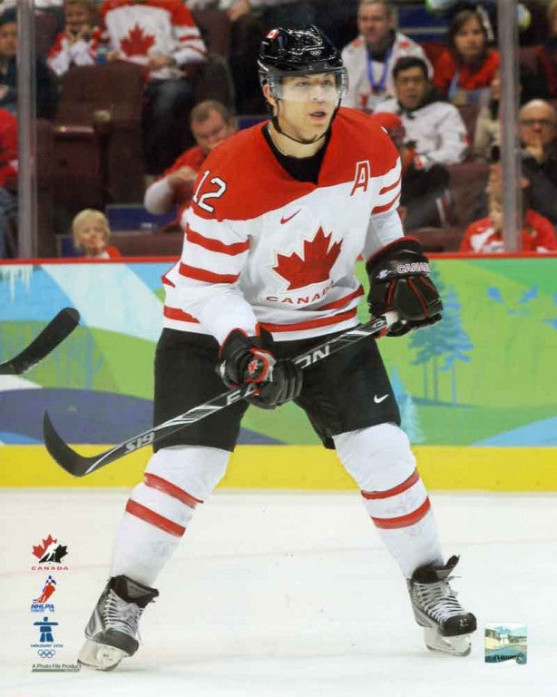 Jarome Iginla Team Canada 8x10 Photograph