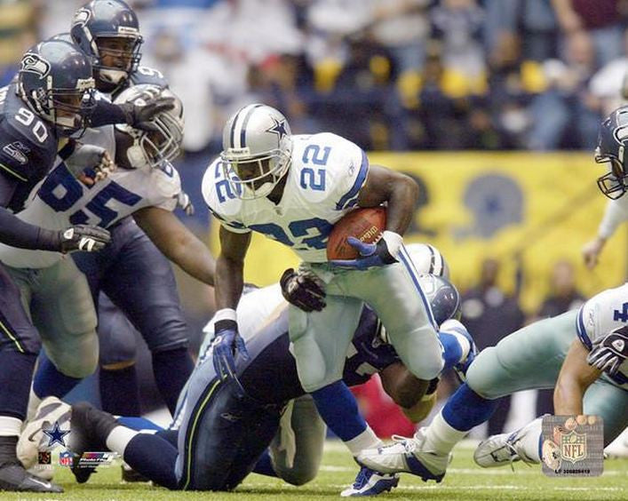 Emmitt Smith Dallas Cowboys 16x20 Photograph