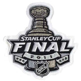 2011 Stanley Cup Finals Jersey Patch